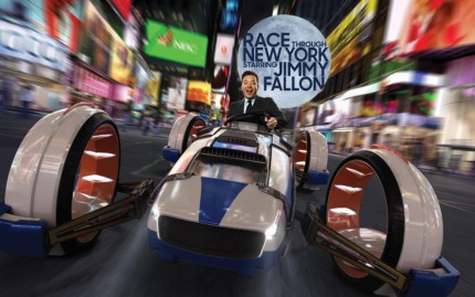 "Details Revealed For ""Race Through New York Starring Jimmy Fallon"" #OffTMSM 9"