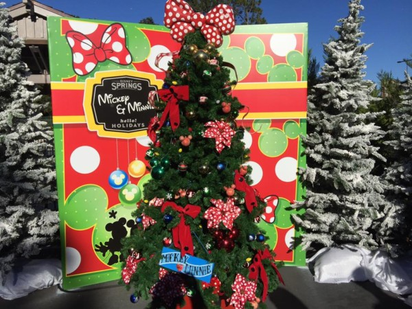 UPDATE: Celebrating Christmas in July at Disney Springs 1