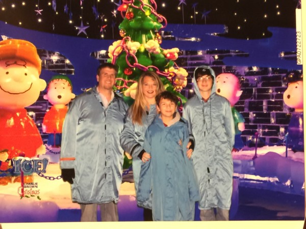 Christmas at Gaylord Palms ~ ICE Featuring A Charlie Brown Christmas #CAGP16 19