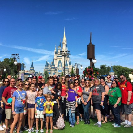 TMSM's Adventures in Florida Living ~ Castles and Ice Cream #fortheloveofFran 1
