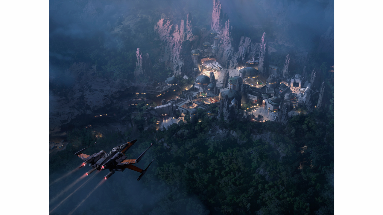 Star Wars-themed Land at Disney's Hollywood Studios To Dazzle at Night, New Star Tours Adventure Coming 3