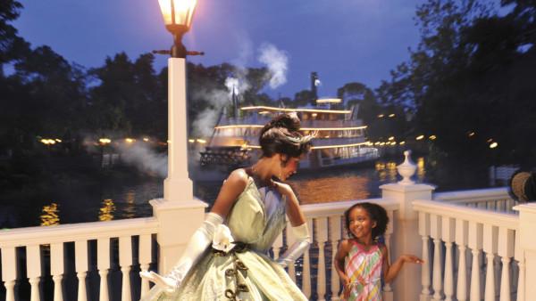 Tiana's Riverboat Party Ice Cream Social & Parade Viewing Launches At Magic Kingdom Park Nov. 29 7