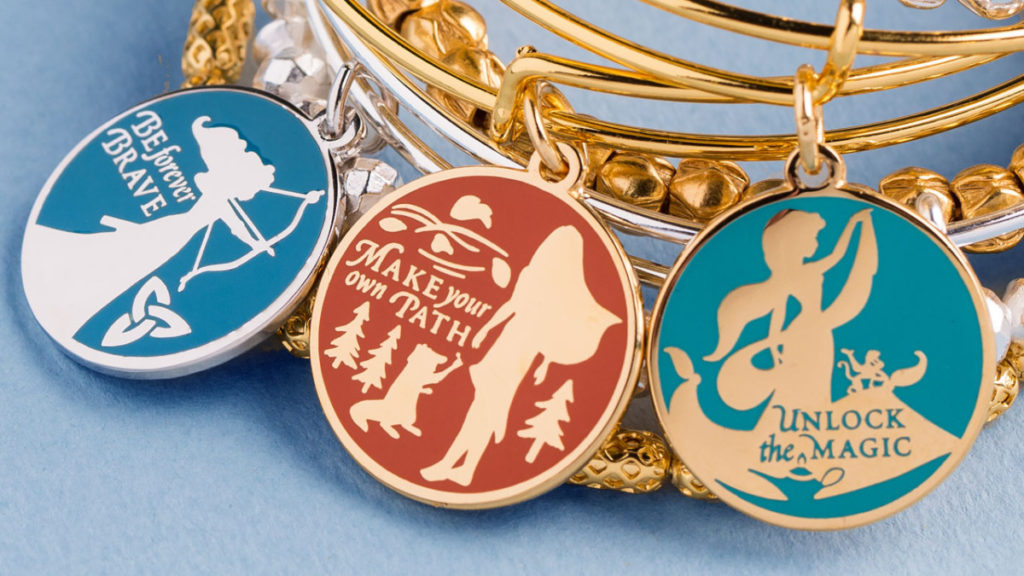 New ALEX AND ANI Princess And Park Icon Designs Are Coming In 2017 2