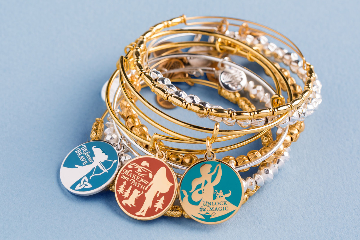 New ALEX AND ANI Princess And Park Icon Designs Are Coming In 2017 40