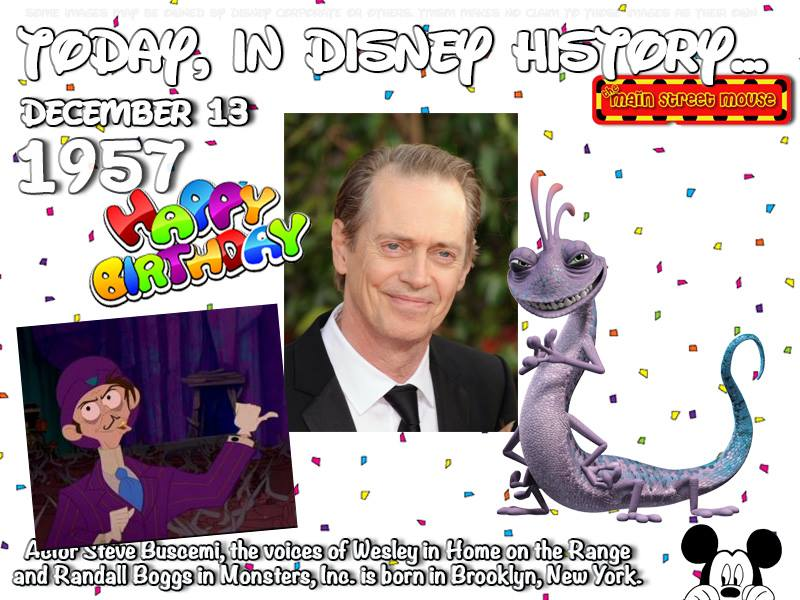 Today In Disney History ~ December 13th 5