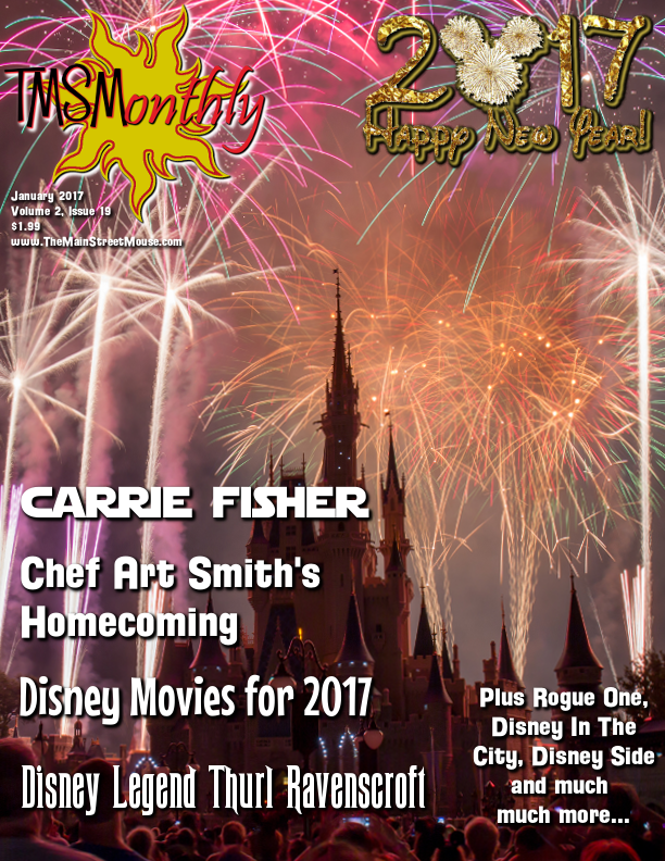The January issue of The Main Street Monthly is Still Available! 14