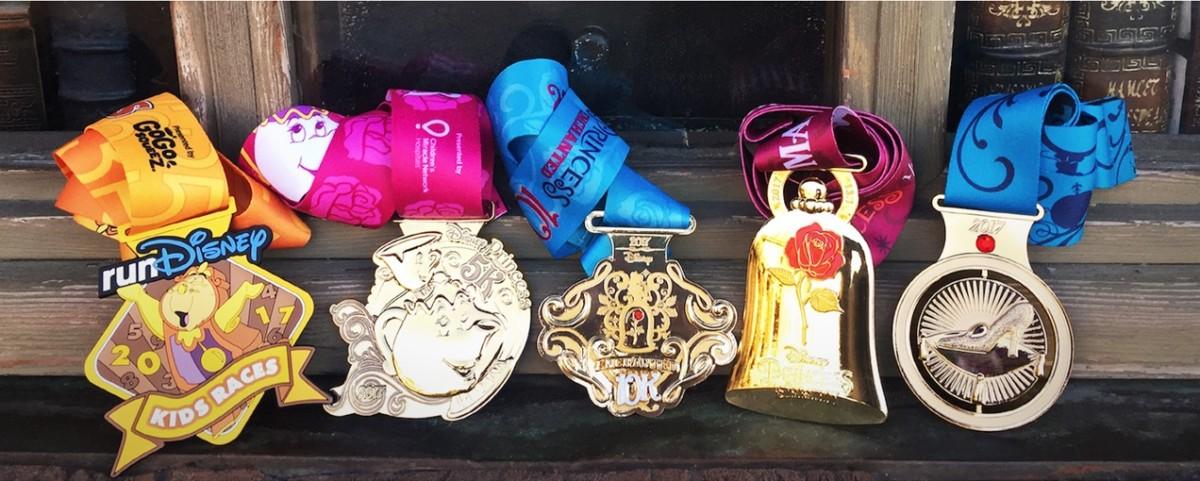 Racing Disney: Princess Half Marathon Weekend Medals Revealed! 23