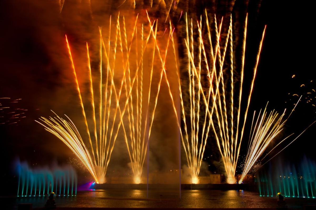New Year's Eve At SeaWorld #OffTMSM 8