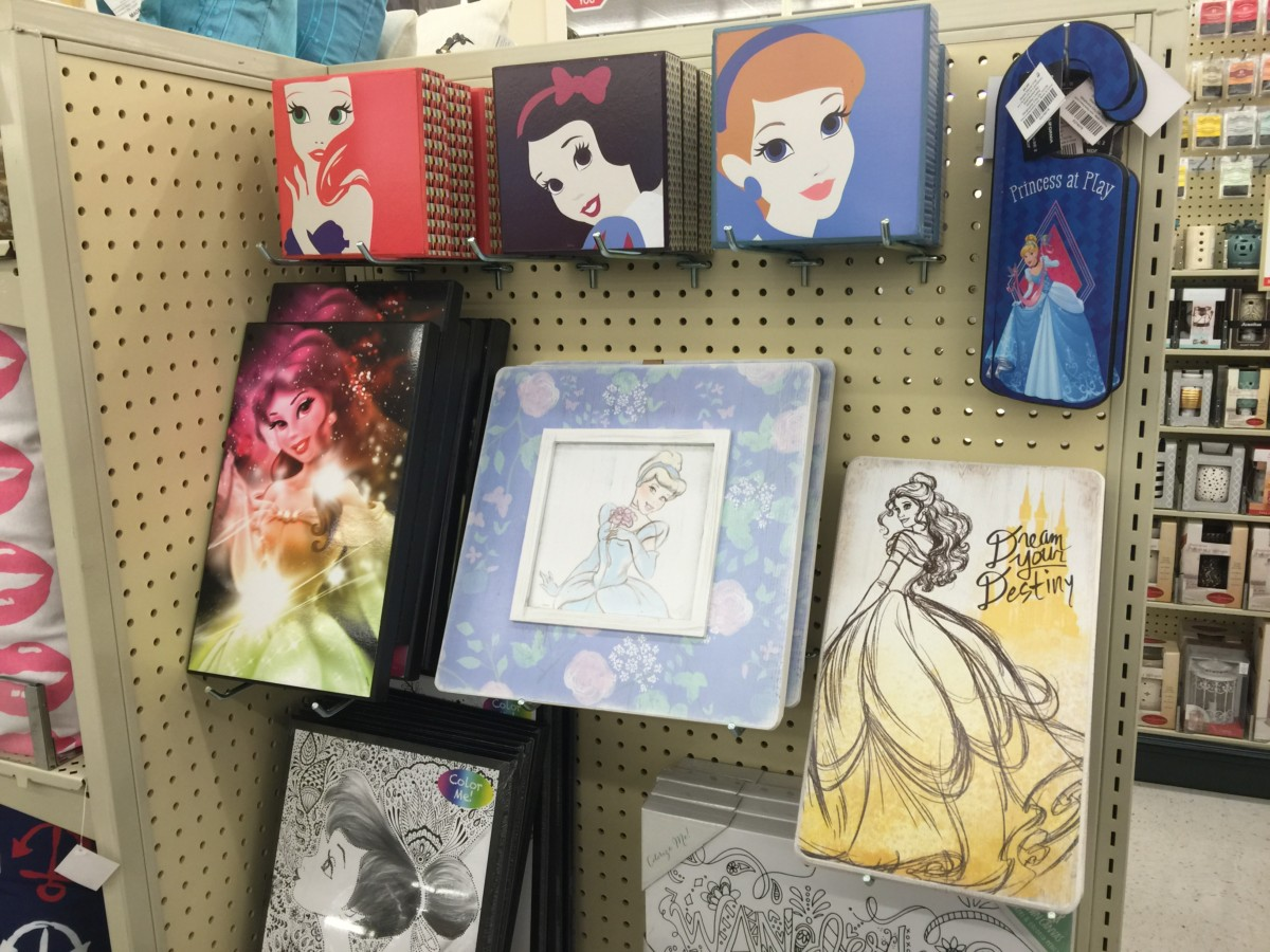 Disney Christmas Gift Ideas At Hobby Lobby!