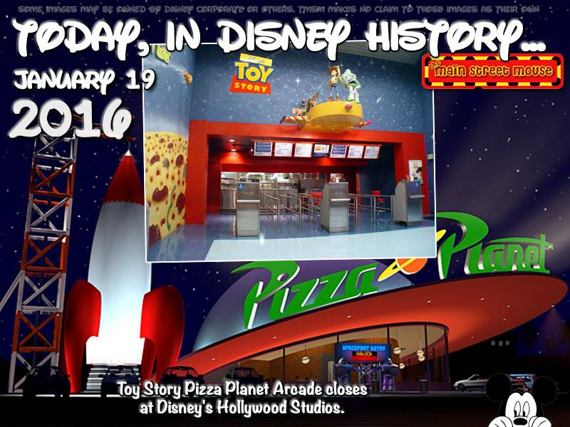 Today In Disney History ~ January 19th 5