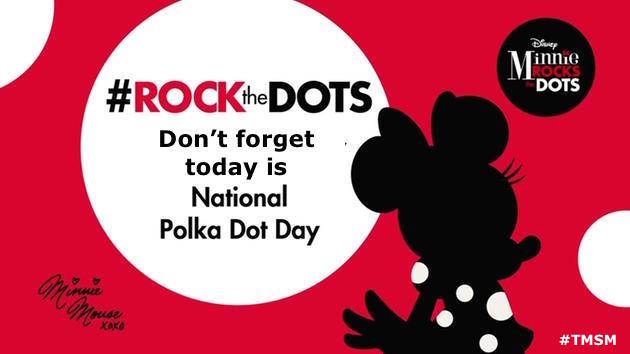 #RockTheDots Today At Disney Springs And Downtown Disney 2