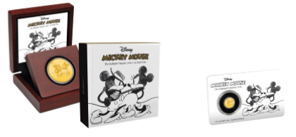 New Zealand Mint Presents Mickey Through the Ages – The Gallopin' Gaucho 7