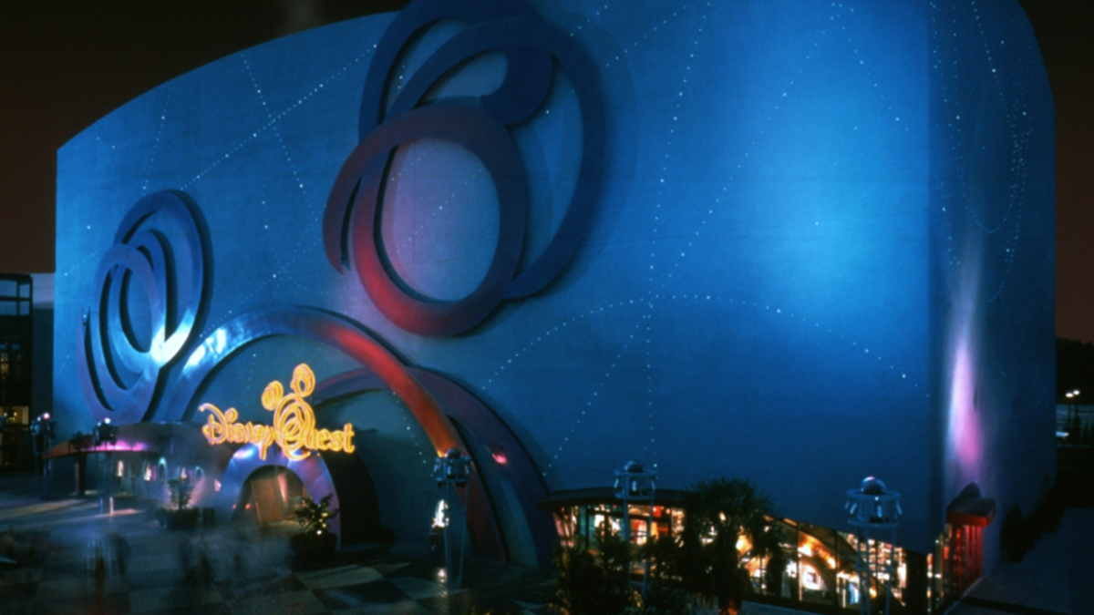 Breaking News: Making way for The NBA Experience: DisneyQuest at Disney Springs to Close July 3 6