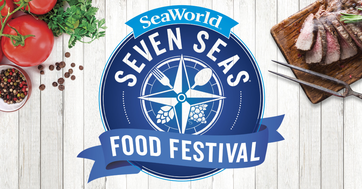 SeaWorld's All-New Seven Seas Food Festival Brings a Wave of Headline Entertainment to Orlando #OffTMSM 1