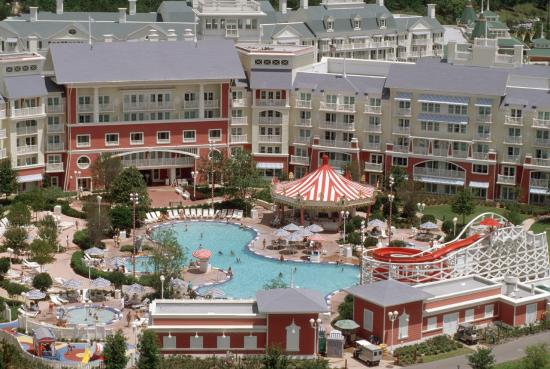Disney's Boardwalk Resort Review ~ My thoughts! 46
