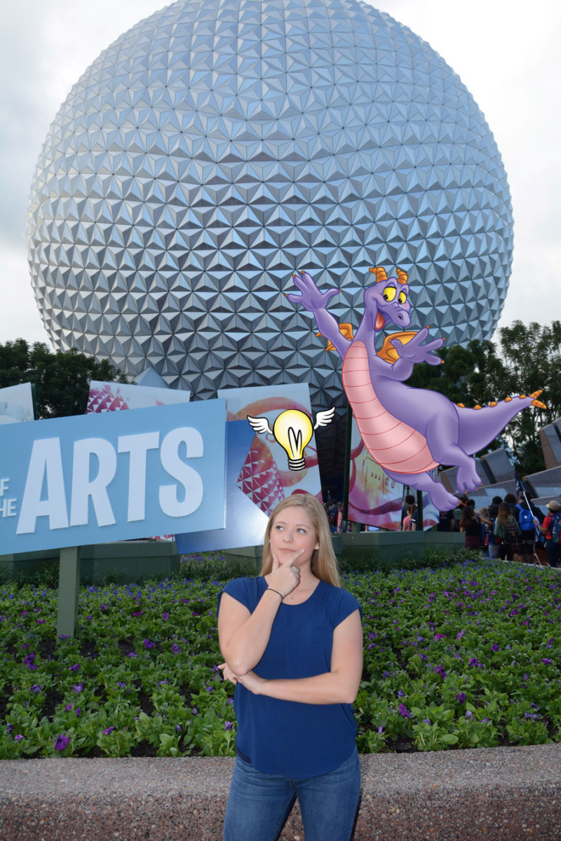 New #ArtfulEpcot Magic Shots Available at Epcot's International Festival of the Arts 2