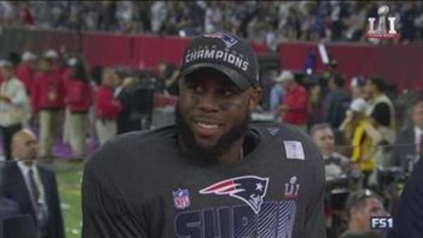 Super Bowl Champion James White Is Coming To The Magic Kingdom TODAY! 2