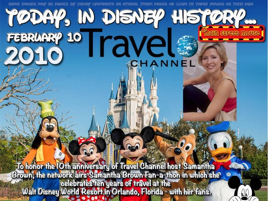 Today In Disney History ~ February 10th 5