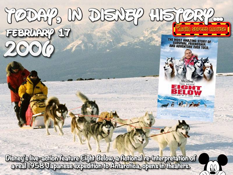 Today In Disney History ~ February 17th 10
