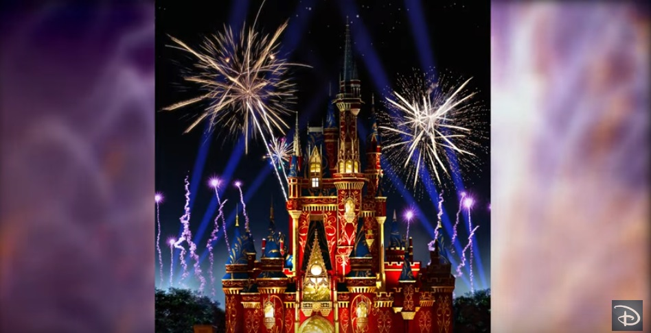 'Happily Ever After' Nighttime Spectacular Will Debut at Magic Kingdom Park This May! Wishes Ending 20
