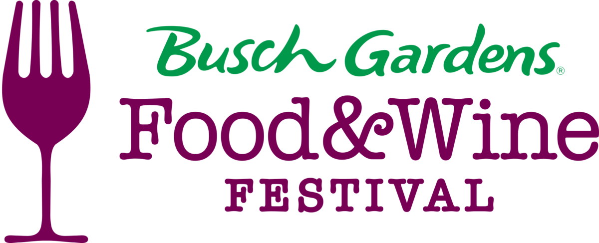 2017 Busch Gardens Tampa Bay Food Wine Logo - Busch Gardens Food And Wine Festival 2020 Lineup