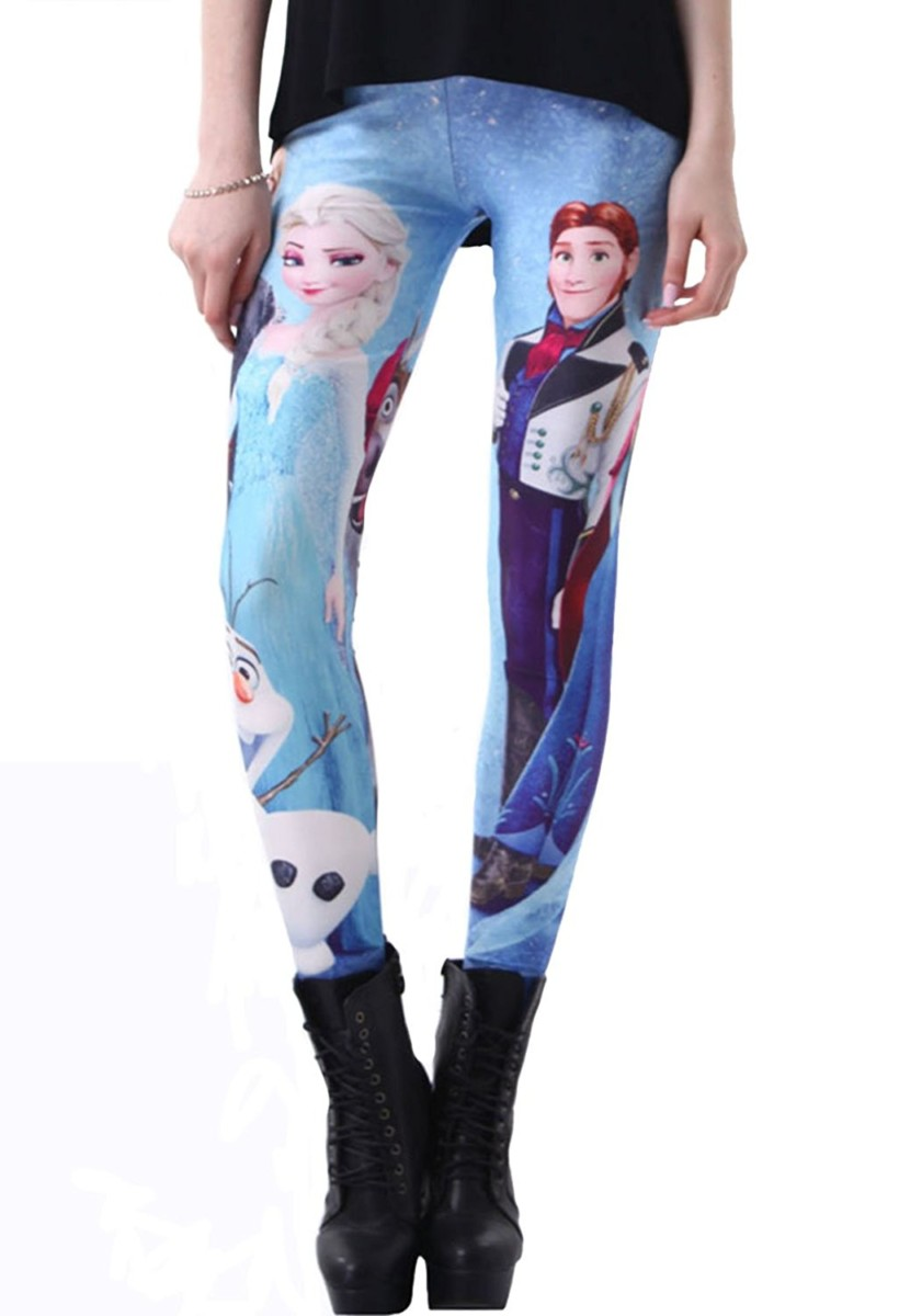 Disney Leggings For All 4