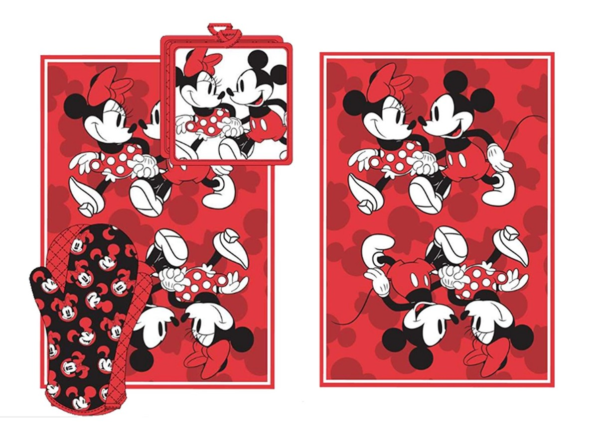More Disney Kitchen Towel Sets - The Main Street Mouse