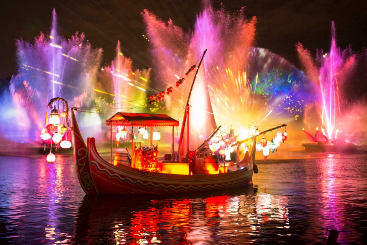 "Watch Disney's Live Stream Of ""Rivers Of Light"" Right HERE 1"