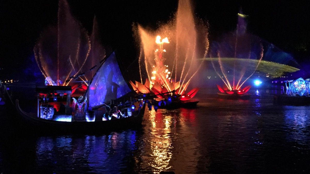 Rivers of Light and Primeval Whirl Closing Permanently at AK, Stitch at MK 1