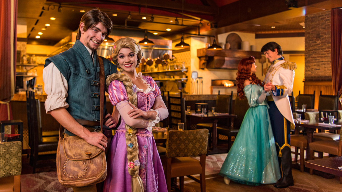 "The New Trattoria al Forno ""Bon Voyage"" Character Breakfast Menu Has Been Announced 22"