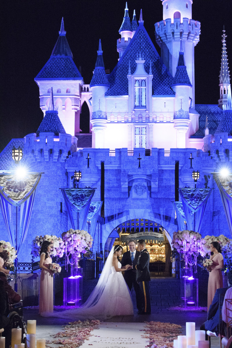 Disney S Fairy Tale Weddings Special Coming To Freeform