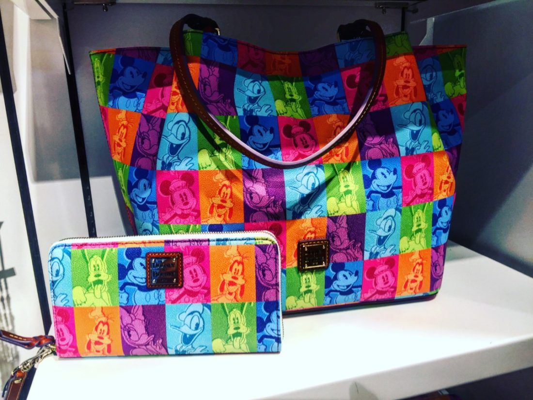 Disney Dooney & Bourke, Huge Variety at the Co Op, #DisneySprings 4