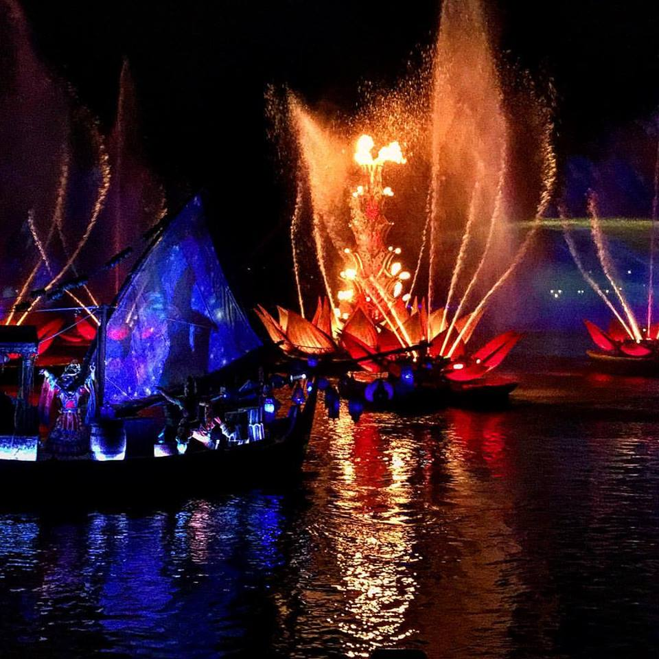 Rivers of Light to be a Nightly Show! Details below! 8