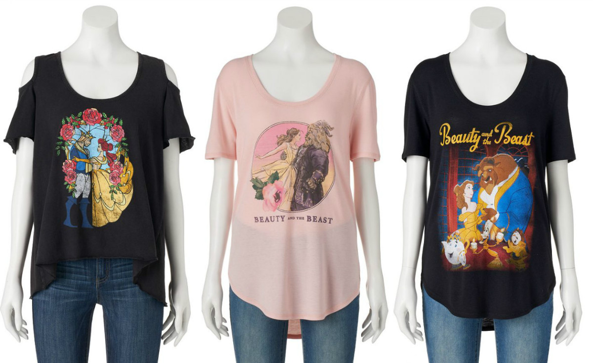The New Beauty And The Beast Line From Kohl S