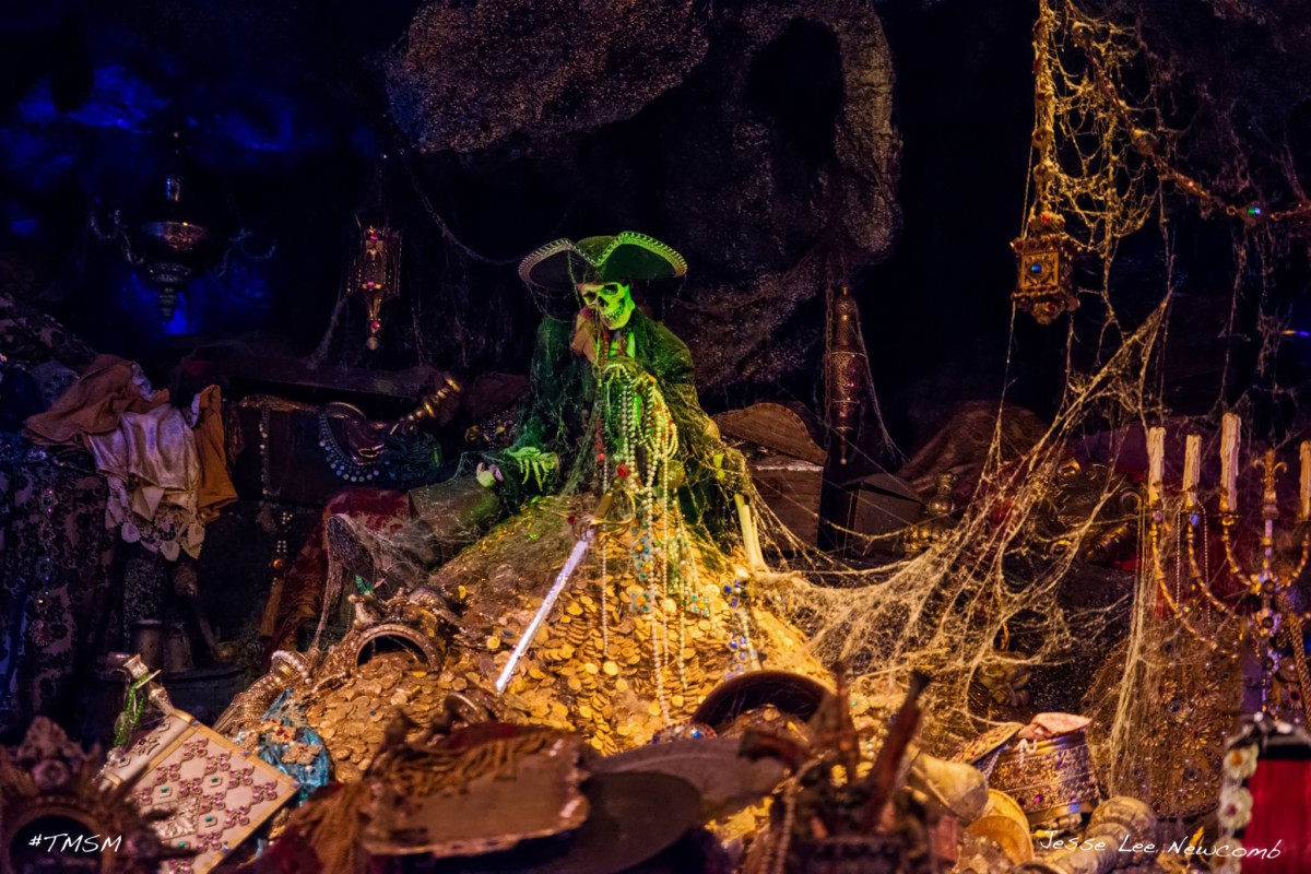 Celebrate 50 Years of Pirates of the Caribbean This Weekend at Disneyland Park 2