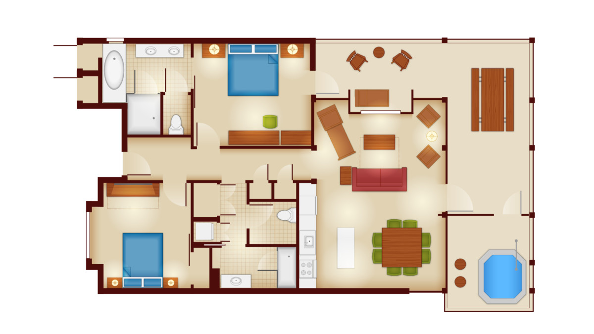 DVC Has Released Point Information and Details For The New Copper Creek Villas & Cabins at Wilderness Lodge 6