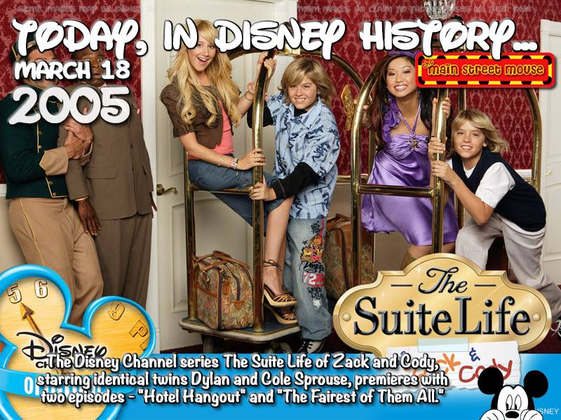 Today In Disney History ~ March 18th 9