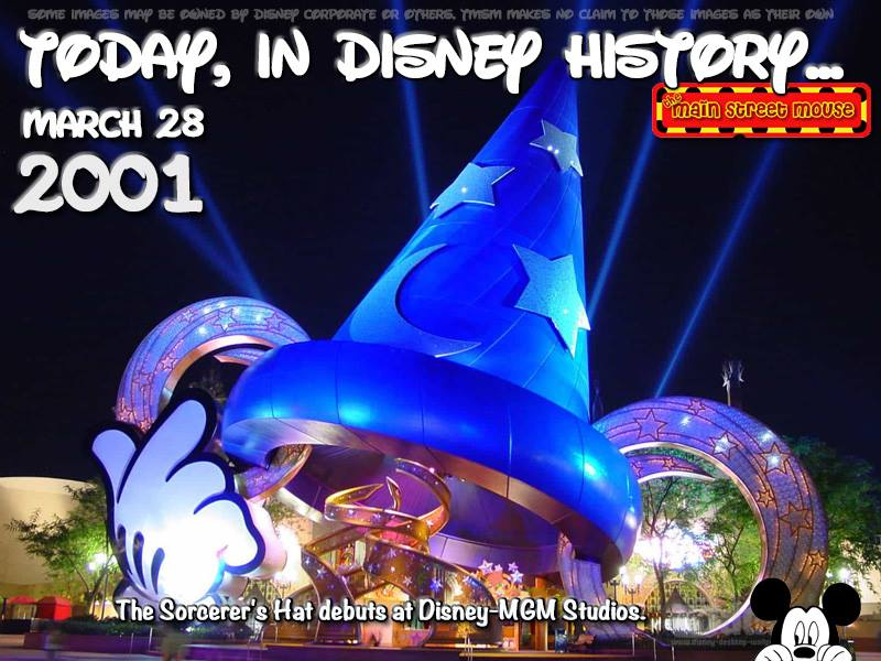 Today In Disney History ~ March 28th 5