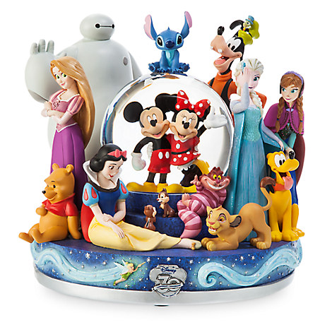 Happy 30th anniversary disney store celebrate with special limited edition items - Disney weihnachtskugeln ...