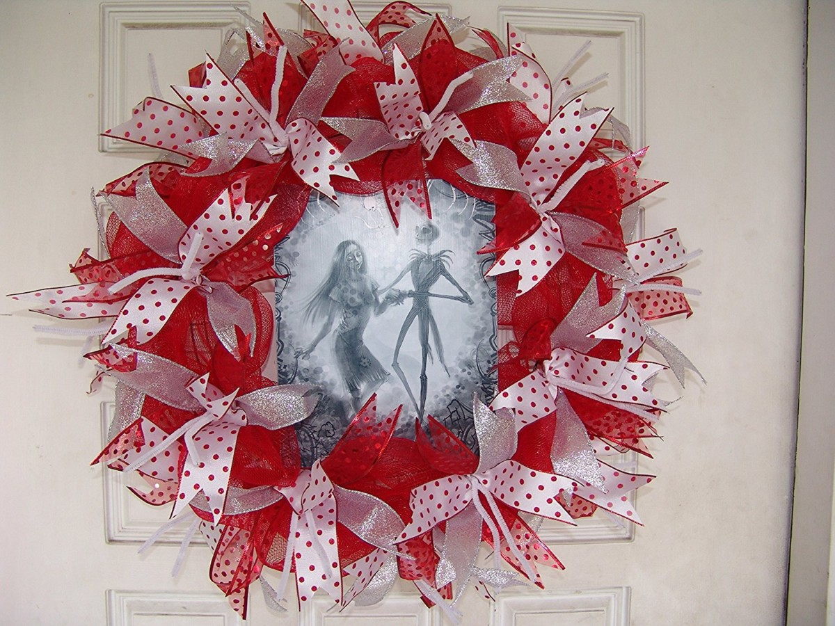 Some Great Disney Inspired Wreaths For Anytime Of The Year 40