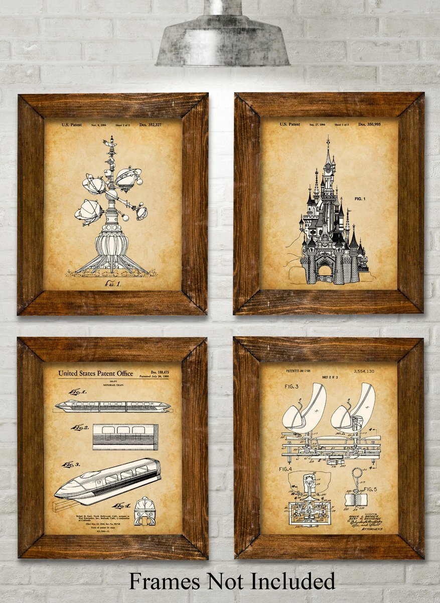 Disney Art Prints For Your Home 2