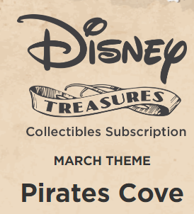 New Funko Subscription Box - Disney Treasures 34