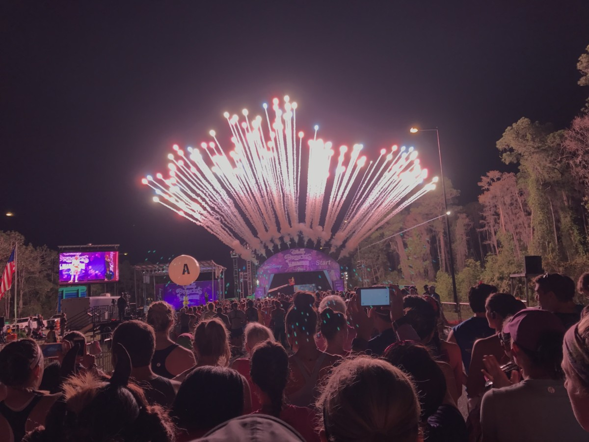 Racing Disney: 2017 Princess Half Marathon Recap 3
