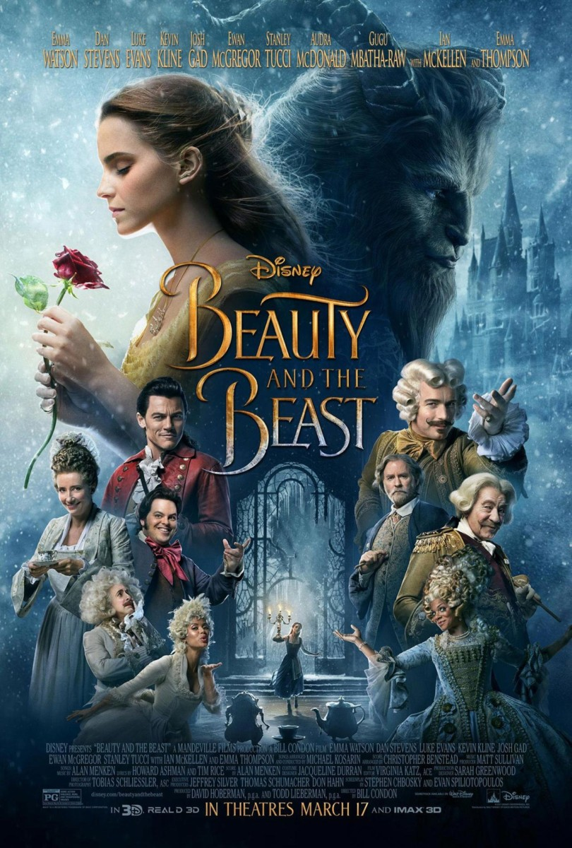 BEAUTY AND THE BEAST Sing Along Hits Theaters April 7th, 2017 26