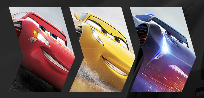 "DISNEY•PIXAR'S ""CARS 3"" FUELS UP FOR NATIONWIDE TOUR 3"