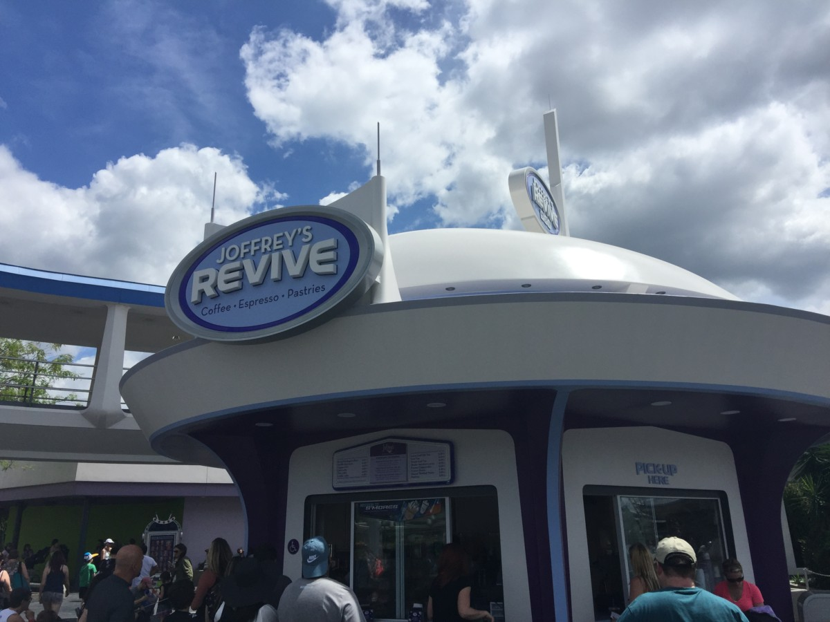 Joffrey's Revive in Tomorrowland Now Open! 1