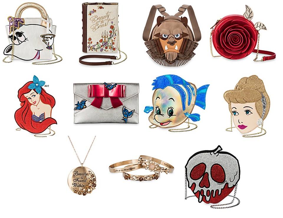 New Adorable Danielle Nicole Items Now in the Disney Store Online! Details Below! 5
