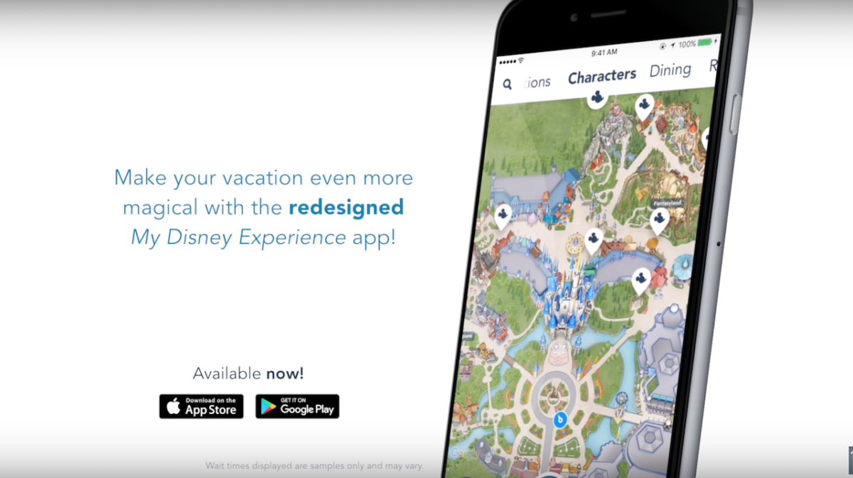 New My Disney Experience app Updates Launches, Makes Planning Walt Disney World Vacations Even Easier 17