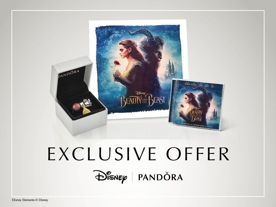 PANDORA Jewelry Beauty and the Beast Event at Disney Springs 25