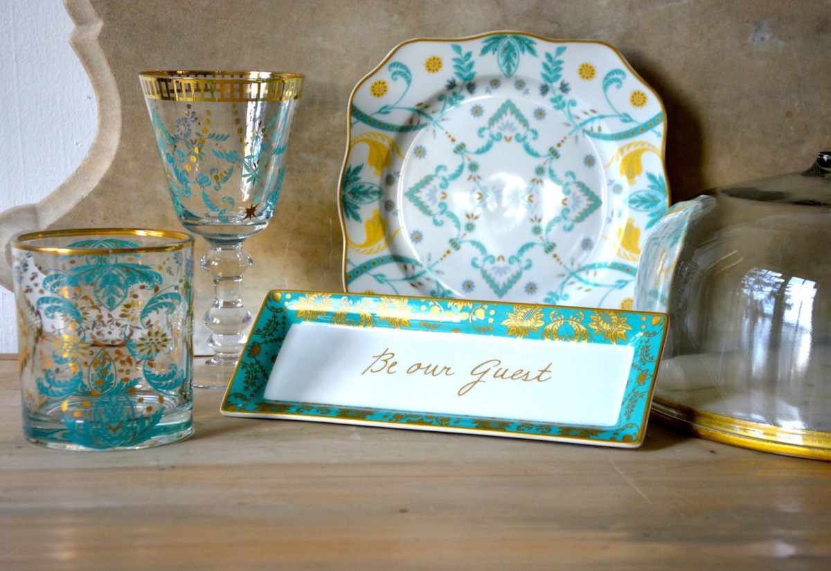 Patine Vie Beauty and the Beast Kitchen Collection! 3